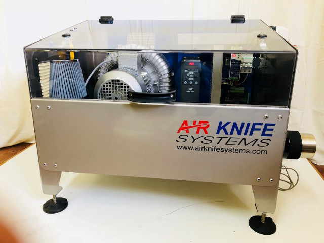 Air knife drying equipment Cape town