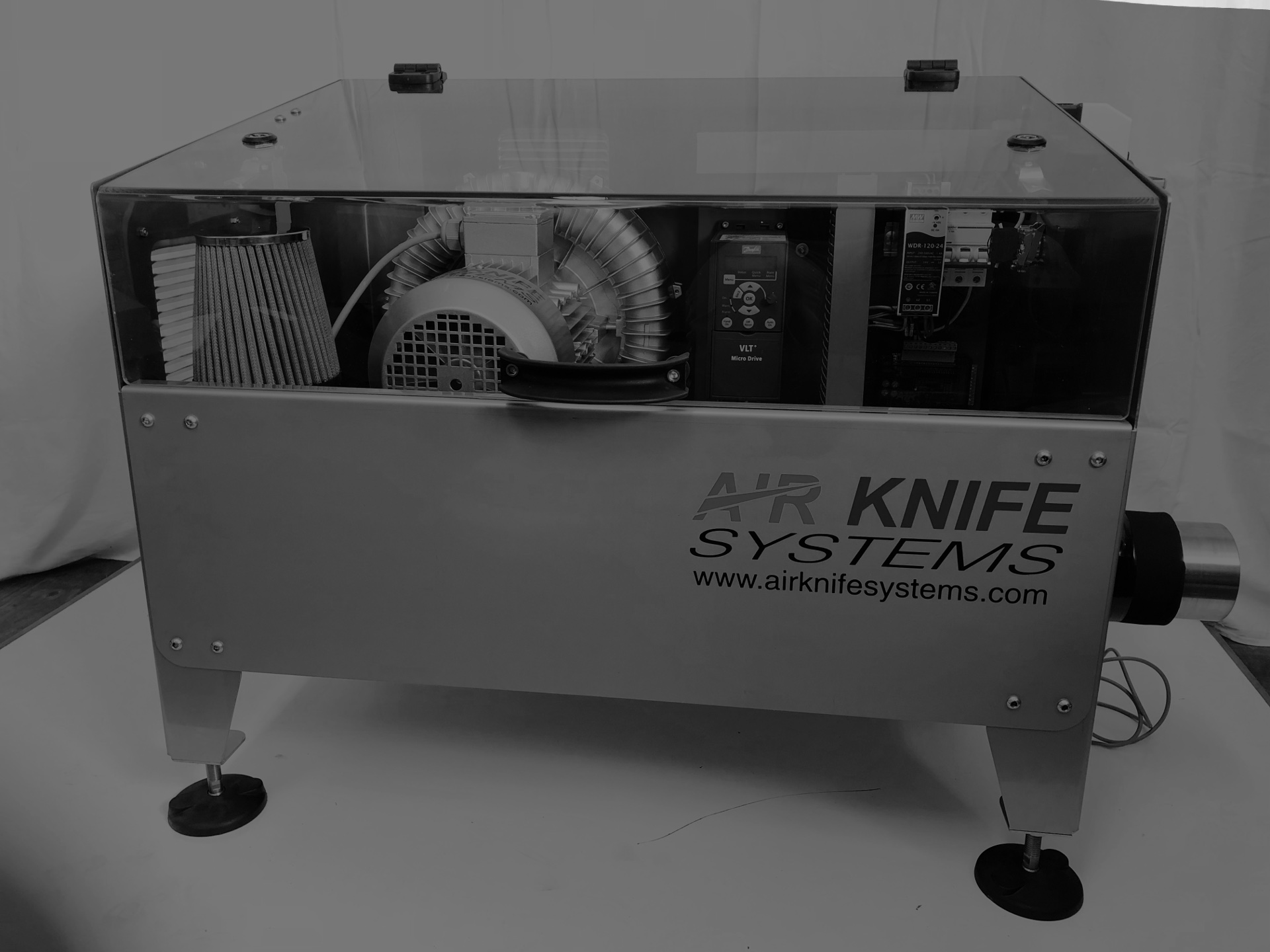 Air knife systems Eastern Cape